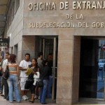 Expedientes de Extranjería en Madrid. Fechas expedientes mayo 2014
