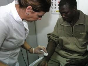 Asistencia sanitaria en Extremadura