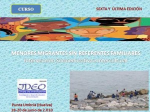 curso-menores-huelva - Curso Menores Migrantes Sin Referentes Familiares