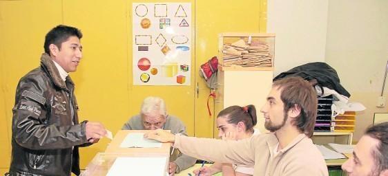 extranjero votar elecciones locales