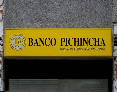 Banco pichincha espa a abre sus puertas para prestar for Oficinas banco pichincha