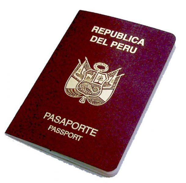 pasaporteperu
