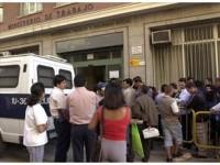 cambio oficina cita renovacion permiso de residencia en madrid