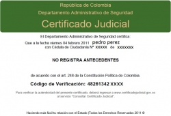 descargar pasado judicial gratis