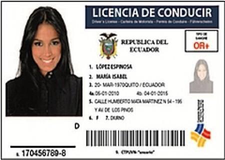 Lunes 1 de octubre empieza renovación de licencias de conducir de
