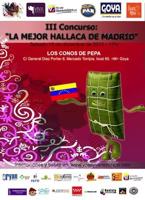 concurso gastronmico venezolano en madrid