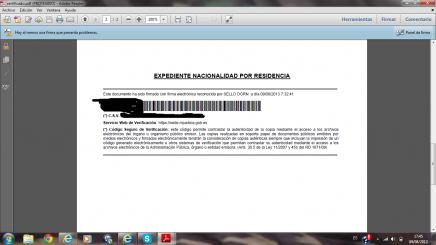 certificado de nacimiento csv