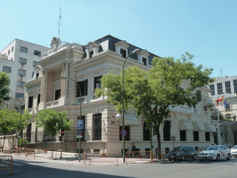 Horario de registro de la delegaci n del gobierno en madrid - Oficina de empadronamiento madrid ...