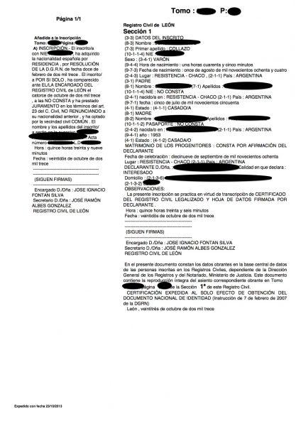 Dorable Plantilla Para Certificado De Nacimiento Fotos - Ejemplo De ...