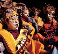 uruguay - Uruguay se prepara para el carnaval m�s largo del mundo