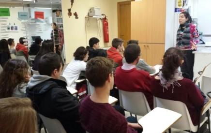 Visita taller al centro de inserci n sociolaboral de la fundaci n adra - Voluntariado madrid comedores sociales ...