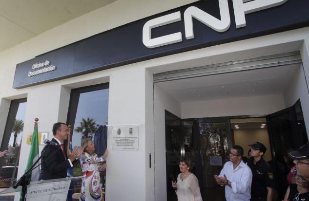 Nueva oficina de extranjer a en marbella for Oficina de extranjeria aluche