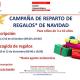 Campaña de reparto de regalos de Navidad en el Centro Hispano Búlgaro