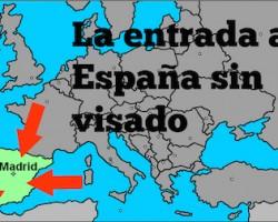 Entrar a España sin Visa: Requisitos