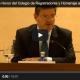 Confirmación del Ministro de Justicia sobre la implantación del PIN 2015