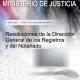 Resoluciones de la Dirección General de los Registros y del Notariado. Octubre 2014