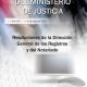 Resoluciones de la Dirección General de los Registros y del Notariado. Noviembre 2015