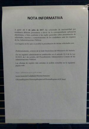 solicitudes de nacionalidad española