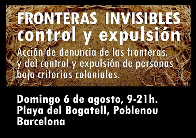 Fronteras Invisibles 2017