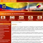 Consulado Virtual de Ecuador