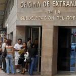 Expedientes de Extranjería en Madrid. Fechas expedientes diciembre 2016