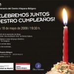 II Aniversario del Centro Hispano-Búlgaro
