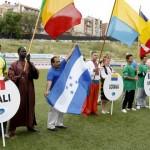 Mundialito de fútbol de la Inmigración y la Solidaridad en Madrid