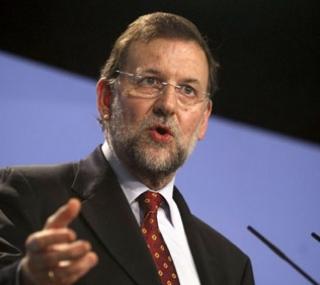 Mariano Rajoy Líder del PP