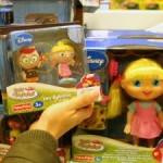 Recogida de juguetes para menores extranjeros