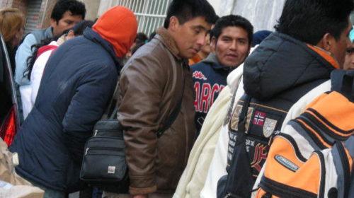 Los bolivianos ya pueden acogerse al Plan de Retorno Voluntario