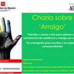 Charla jurídica sobre el Arraigo Social en el Centro Hispano-Centroamericano