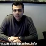 Charlas de Inmigración con Vicente Marín