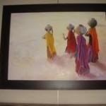 """Exposición de pintura """"Entre Culturas"""""""