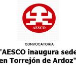AESCO inaugura sede en Torrejón de Ardoz