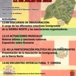 I Encuentro de Inmigrantes de la Sierra Norte de Madrid