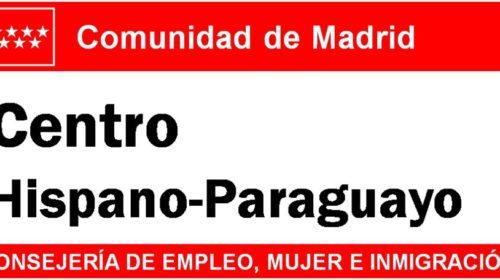 Programación del Centro Hispano Paraguayo para el mes de septiembre de 2014