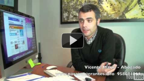Legalización de documentos españoles. Vídeo explicativo.