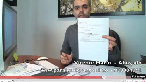 Residencia comunitaria para pareja registrada de ciudadano español