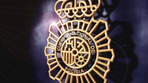 Extranjeros en la policía española