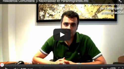 Nacionalidad española para el extranjero casado con español