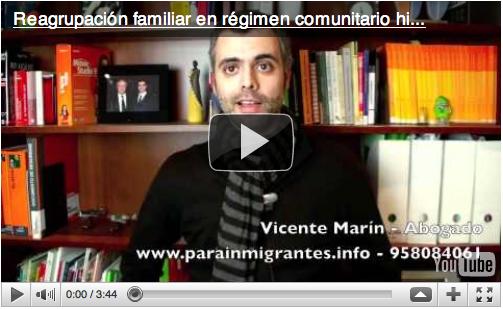 procedimiento para conseguir la tarjeta de residencia del los hijos del cónyuge o pareja registrada del ciudadano español