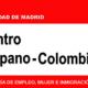 Programación de octubre del Centro Hispano Colombiano