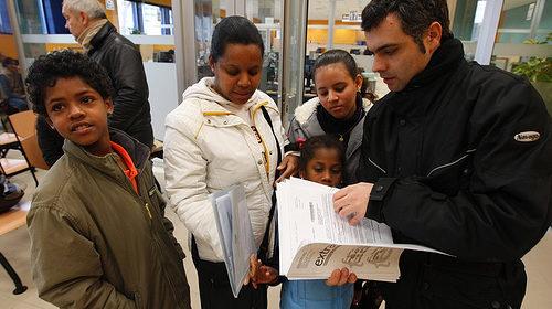 Tiempos de tramitación de los expedientes de Extranjería. Marzo 2015