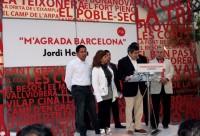 el alcalde jordi hereu se reune con la comunidad latinoamericana