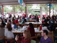 asociacion argentinos de elche fiesta