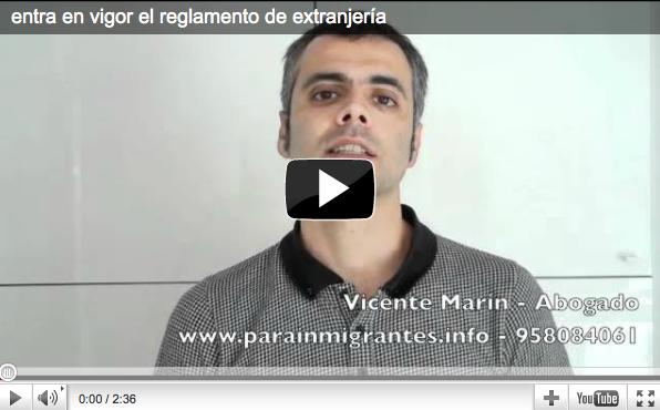 reglamento de extranjeria nueva normativa de inmigrantes en españa
