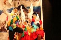 danza peruana