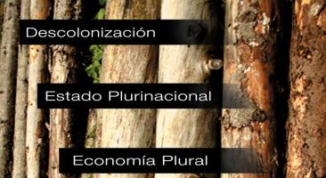 descolonización en bolivia libro