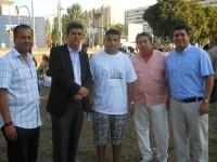 marcha por la paz asociación de jovenes latinoamericanos