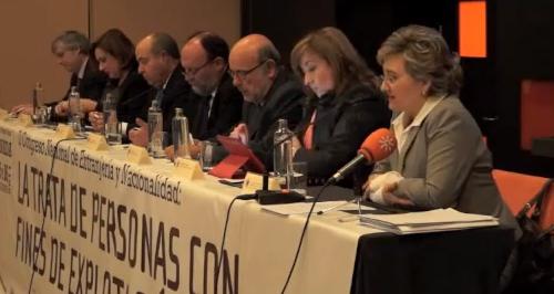 congreso nacional de extranjería trata de personas